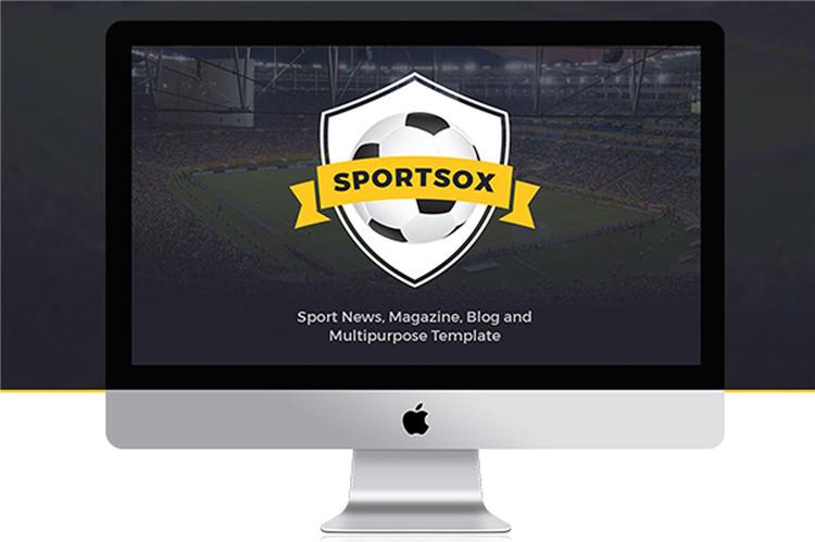 体育团队俱乐部HTML响应式Bootstrap模板