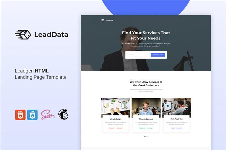 HTML登陆页面Bootstrap网格系统