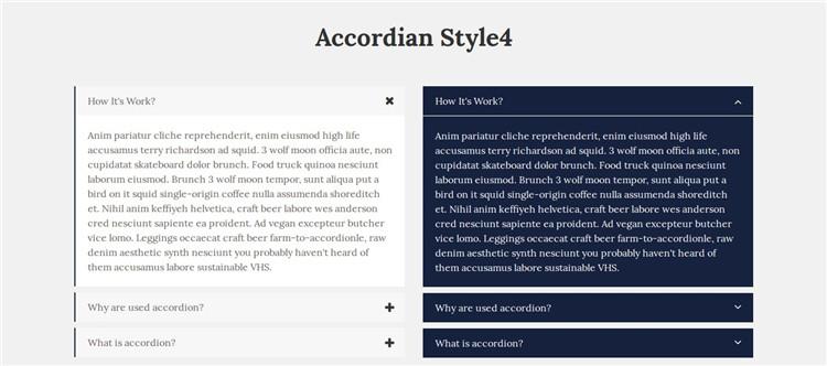 Bootstrap 4模板网站着陆页元素包HEML