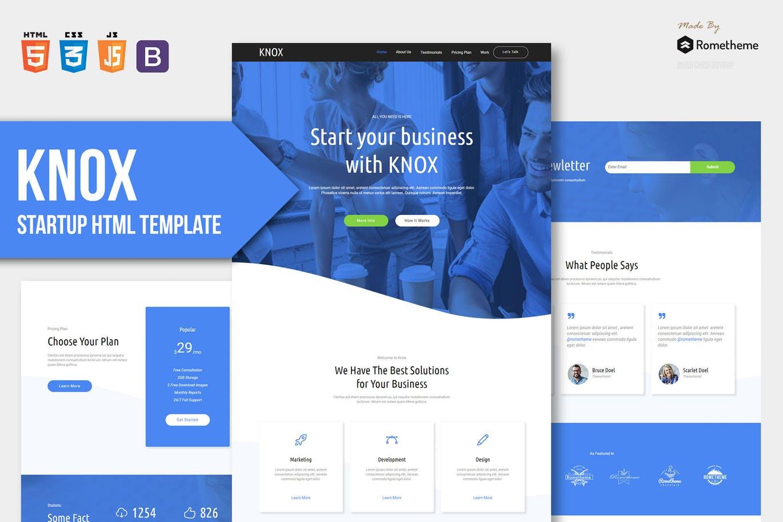 App着陆页HTML模板bootstrap 4.2框架